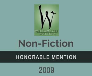 Tracy Snyder award 2009